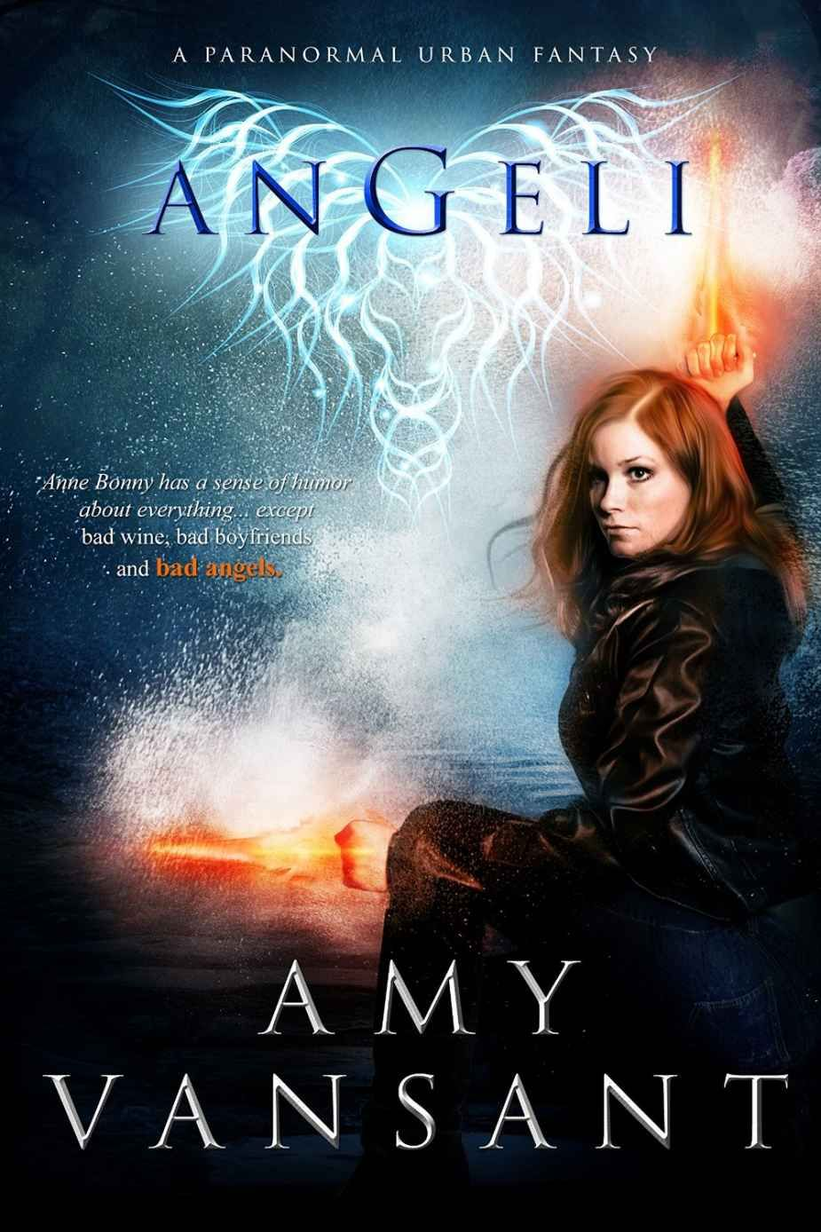 Angeli: The Pirate, the Angel & the Irishman, Amy Vansant