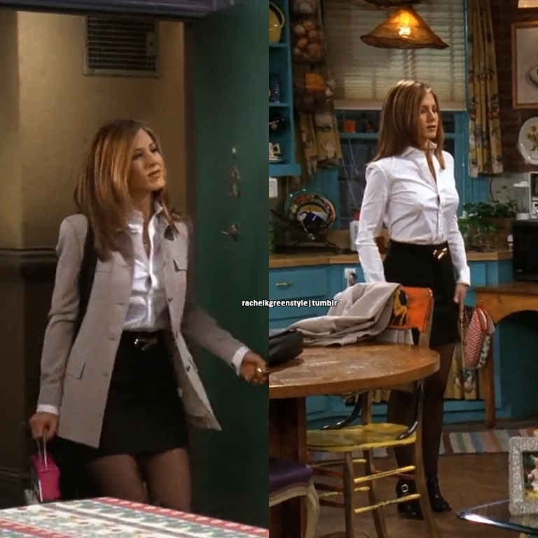 Photo of Everything Rachel Green Wore That We Would Wear Now