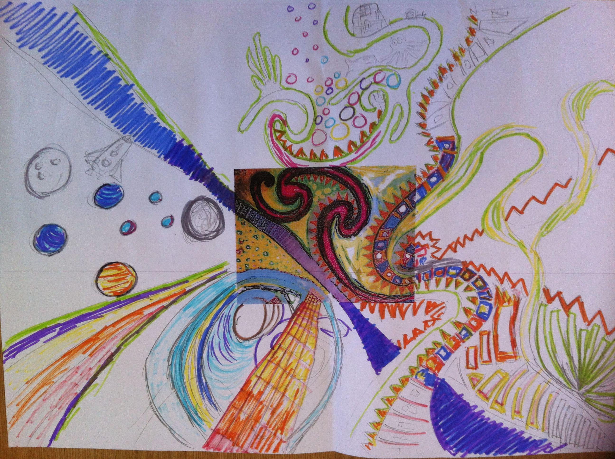 Eyfs, Ks1, Ks2 Art Lesson Full Lesson With All Pictures,