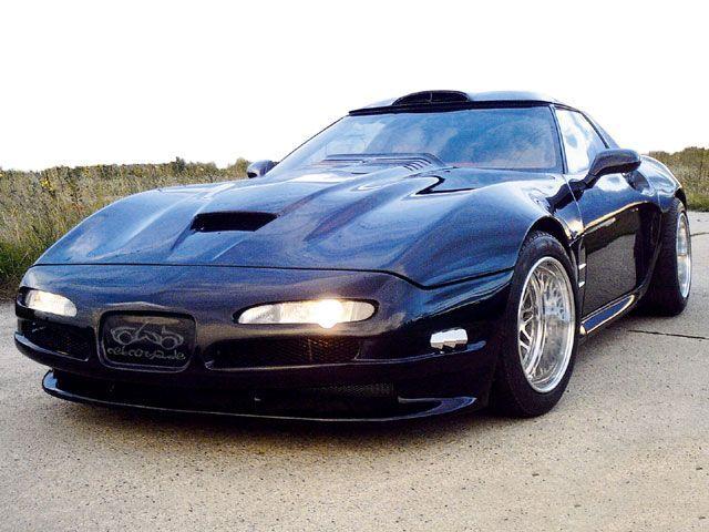 Corvette C4 Wide body | Corvettes 84 - 96 (C4) | Corvette