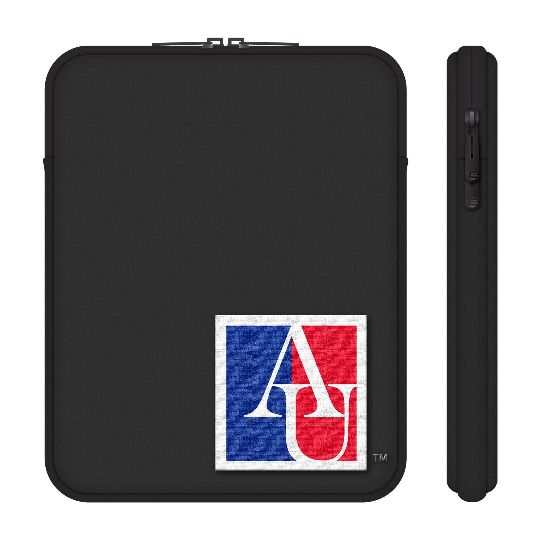 American University Black Tablet Sleeve, Classic