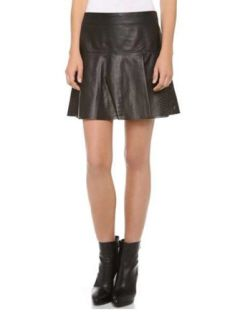 bdba4317cd VINCE Perforated Leather Skirt | What's New on Avenue K | Leather ...