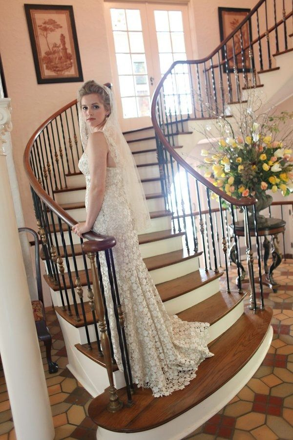 #elizabeth-filmore  Photography: Kristy Dickerson Photography - kristydickerson.com  Read More: http://www.stylemepretty.com/2011/10/27/ocean-springs-wedding-by-kristy-dickerson-photography/