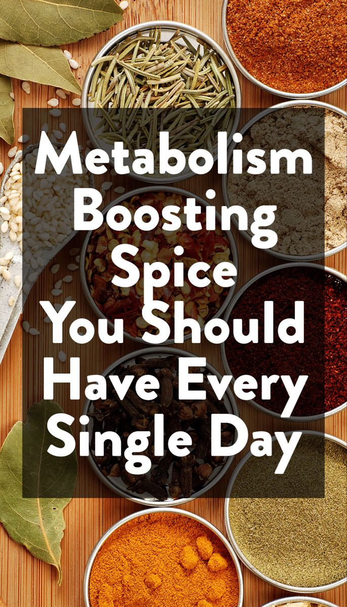 There's one particular spice that boosts your metabolism, experts say.  #fitness #exercise #health #...