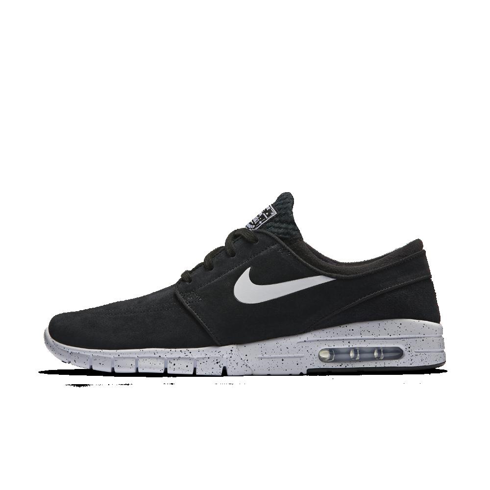 59bf65908e2c2 Nike SB Stefan Janoski Max L Men s Skateboarding Shoe Size 5.5 (Black) -  Clearance Sale