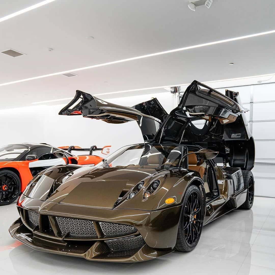 Pagani Huayra Hermes Edition 1of1🦇#jdstufff Your Thought