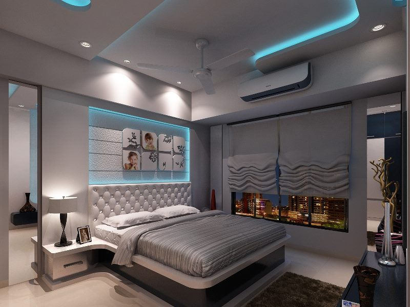 Elegant Importance Of Colour In Interior Design : Calming Blue