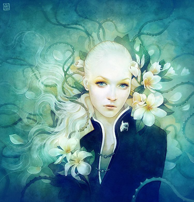 new incredible portraits by anna dittmann belle deviantart and anna