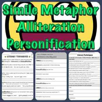 Personal metaphors essay example