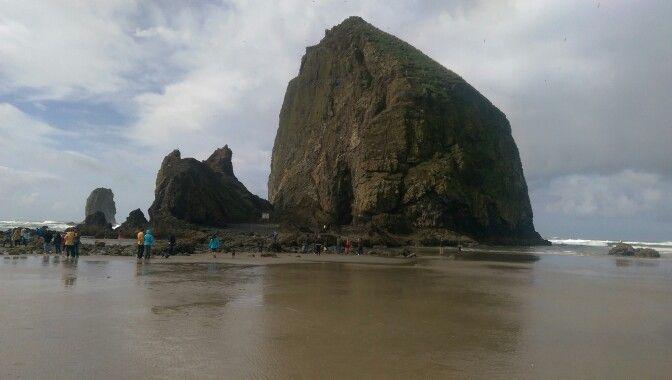 Hay Stack, Oregon Coast