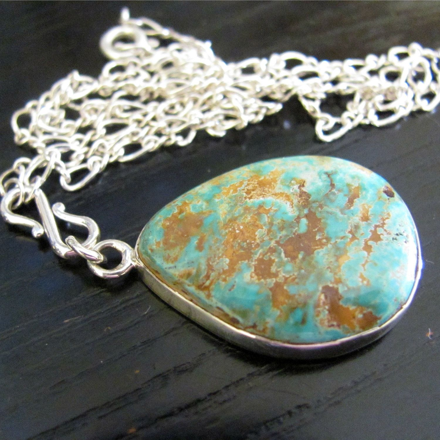 Cripple Creek Turquoise Cripple Creek turquoise mine is located in