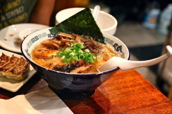 The Best Ramen In New York City Slow Cooked Pork Filling Recipes Serious Eats