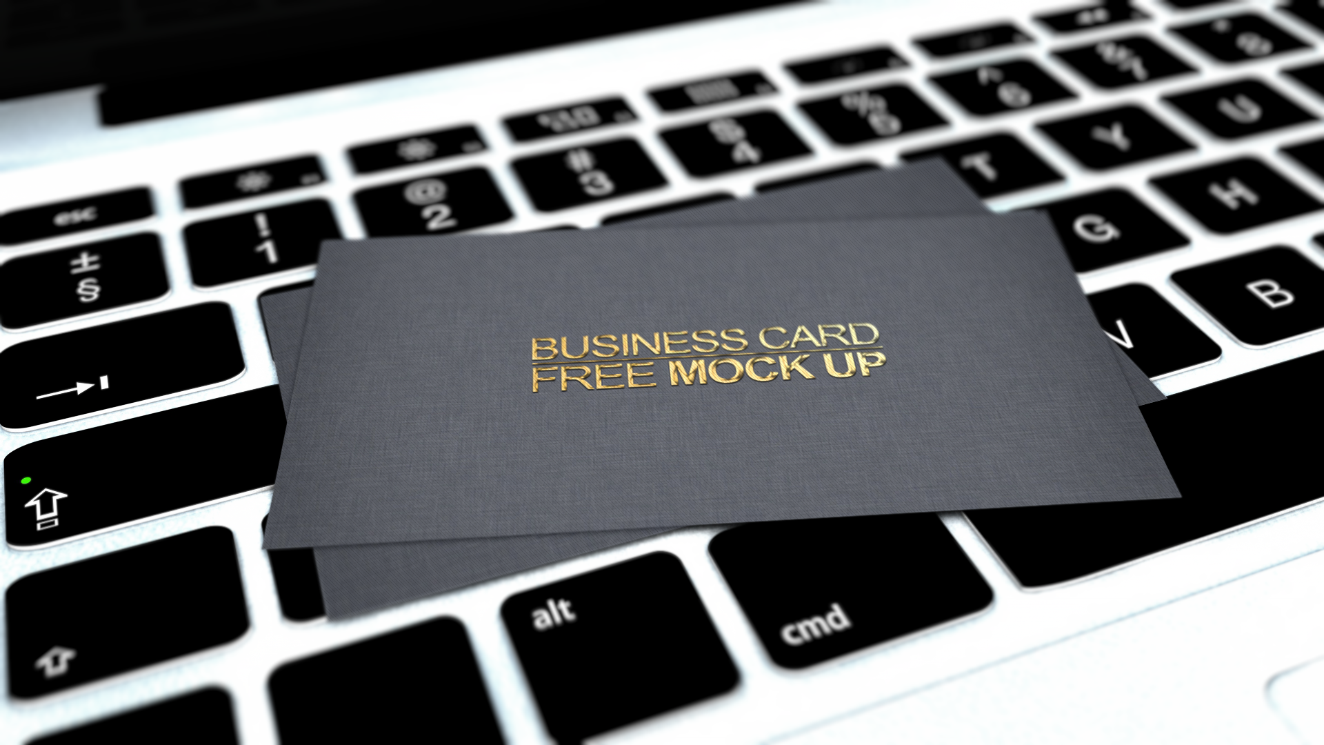 Business card free mock up psd macbook by dimkoopsiantart on business card free mock up psd macbook reheart Image collections