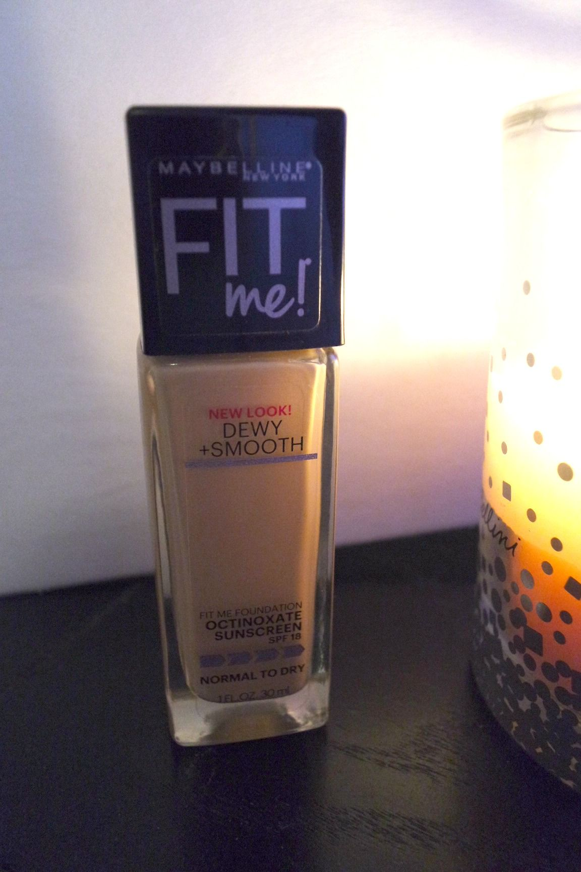 Beauty Review | Maybelline Fit Me Foundation | Monogrammed Magnolias