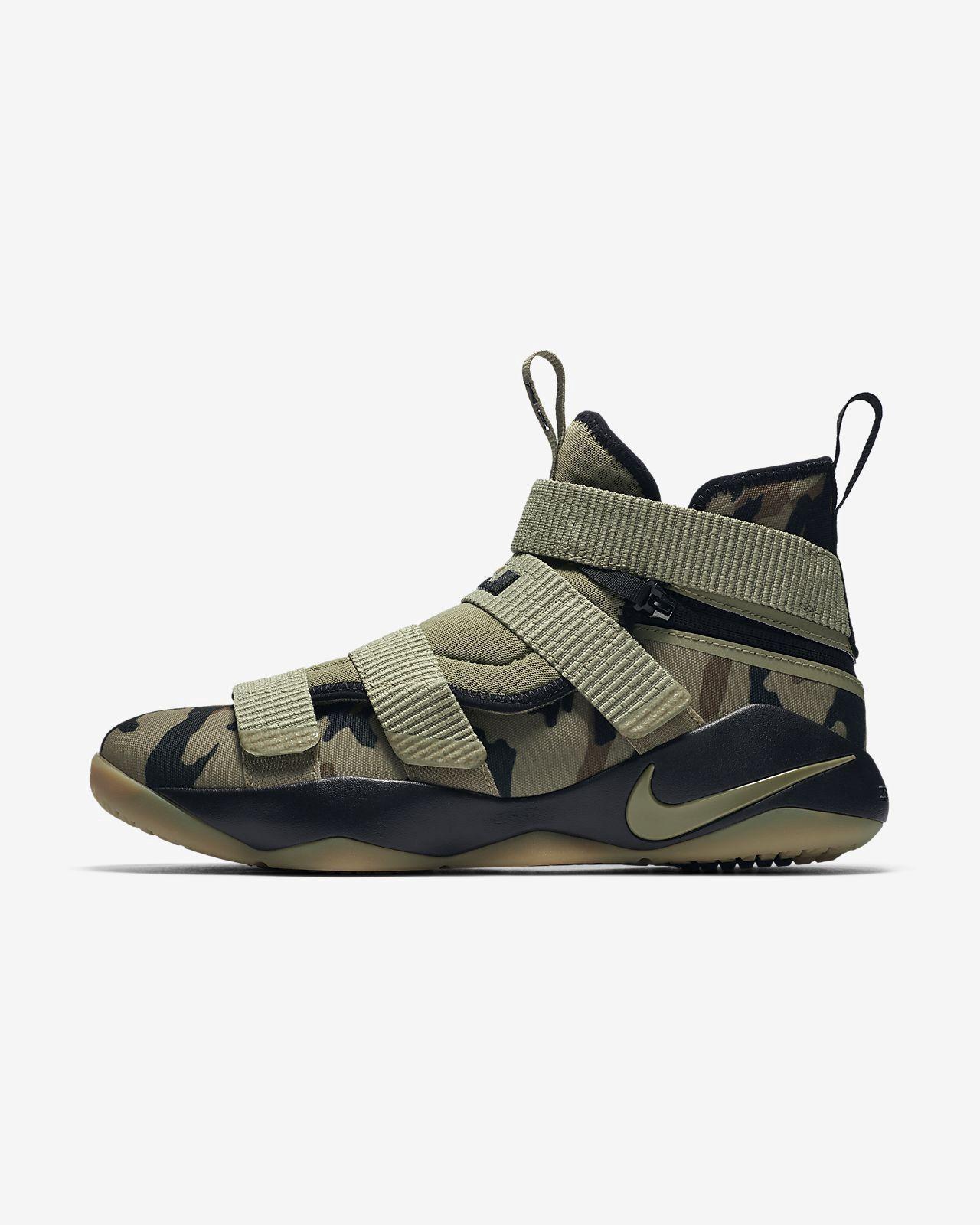 160a48684da2 Nike Lebron Soldier Xi Flyease Basketball Shoe - M 12.5   W 14 ...