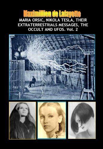Resultado de imagen de Nikola Tesla y María Orsic