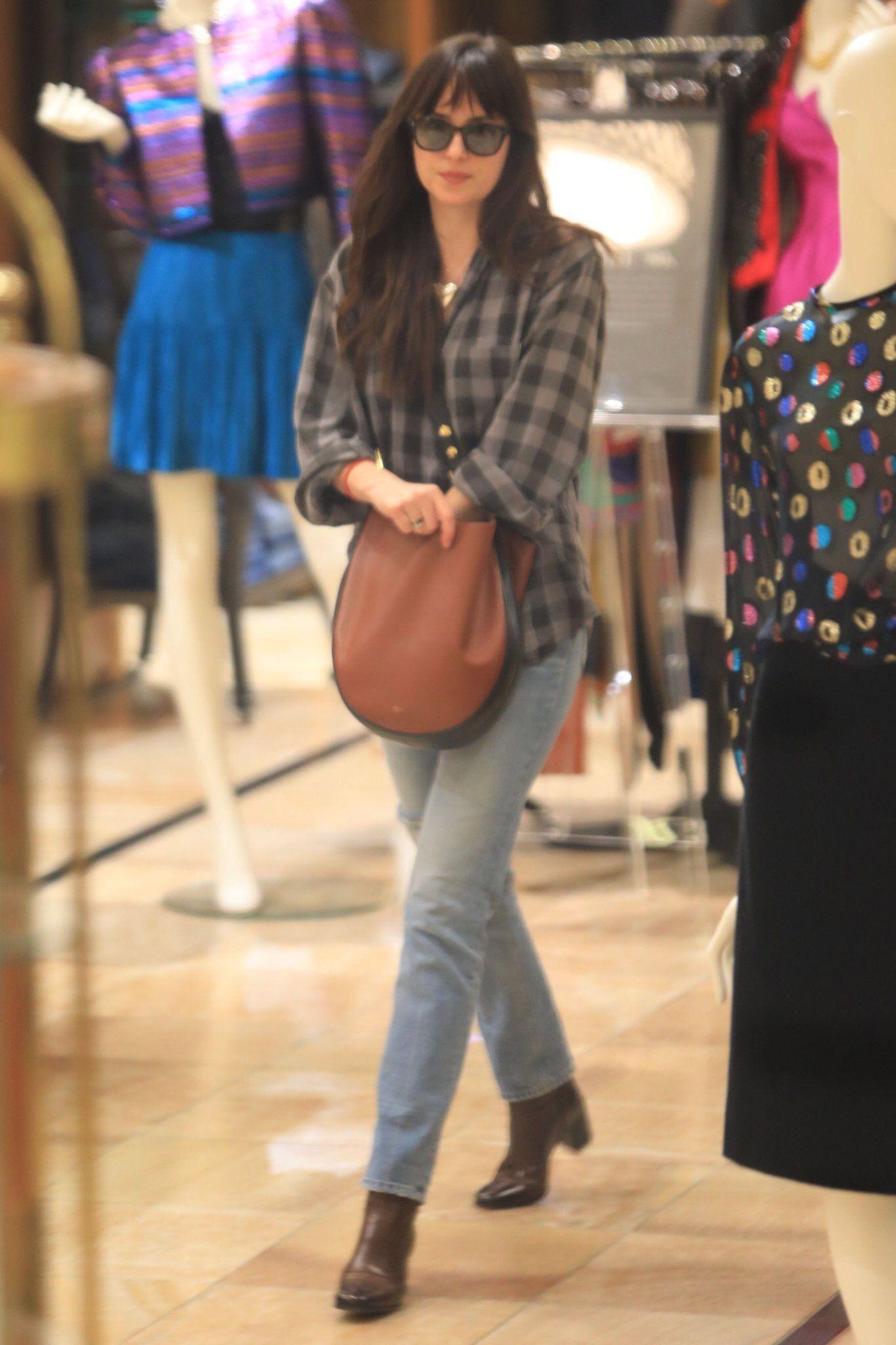 December 20 2018 Dakota Doing Christmas Shopping