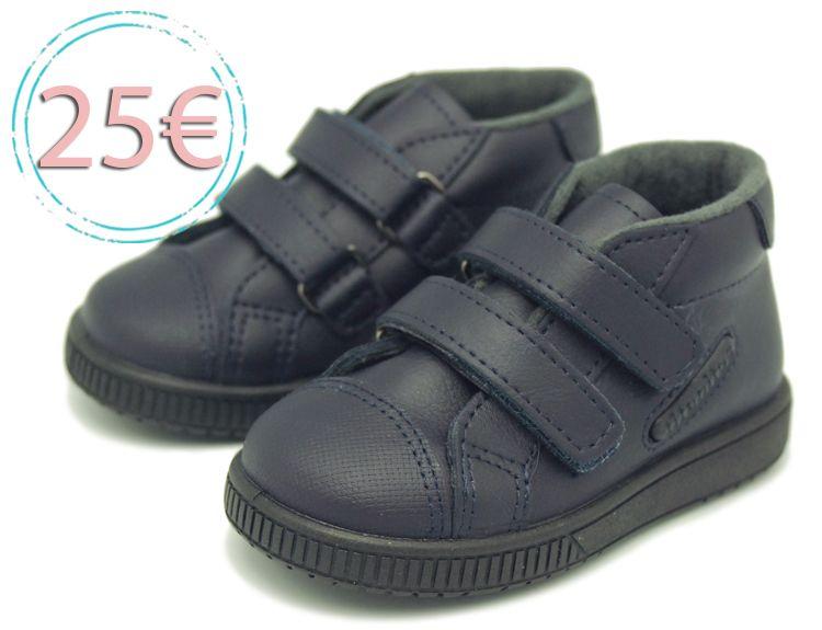 Tienda online de calzado infantil Okaaspain. Calidad al mejor precio  fabricado en España. Bota e575a2e9dc7