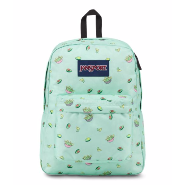 a42557a470ab Dig into our exclusive Avocado Party Print SuperBreak backpack