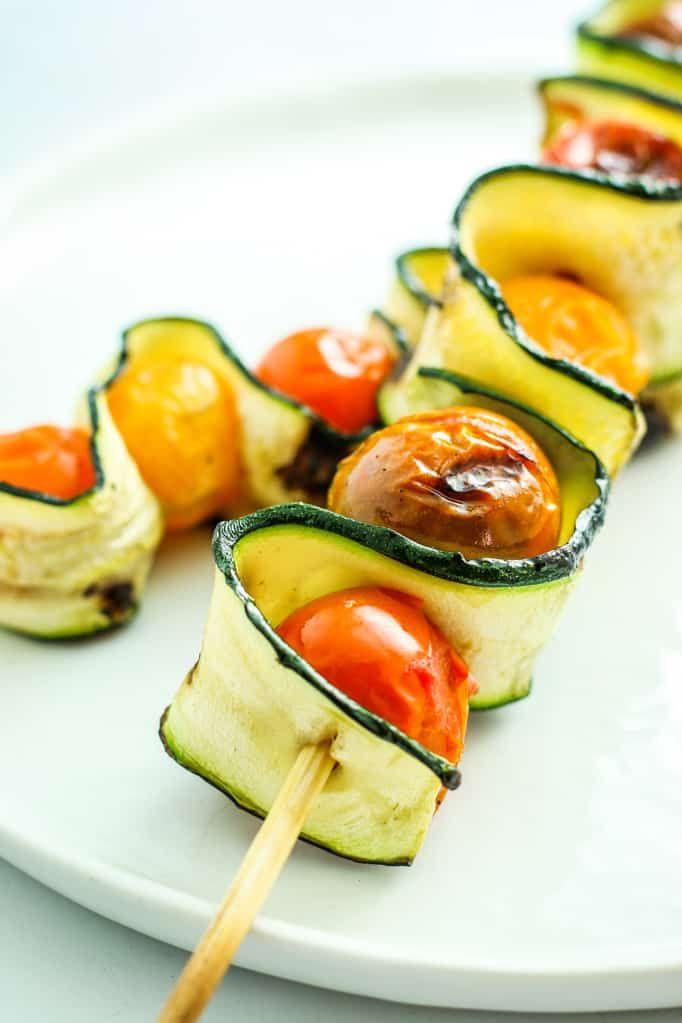 Photo of 20 Vegan Zucchini Recipes to Tempt Your Tastebuds