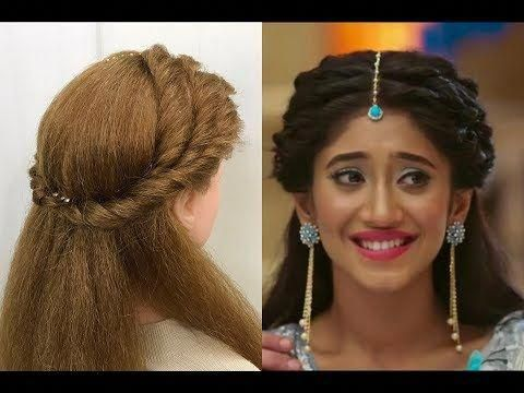 Beautiful Hairstyles for Function: Easy Wedding Hairstyles - YouTube #easylonghairstyles ...