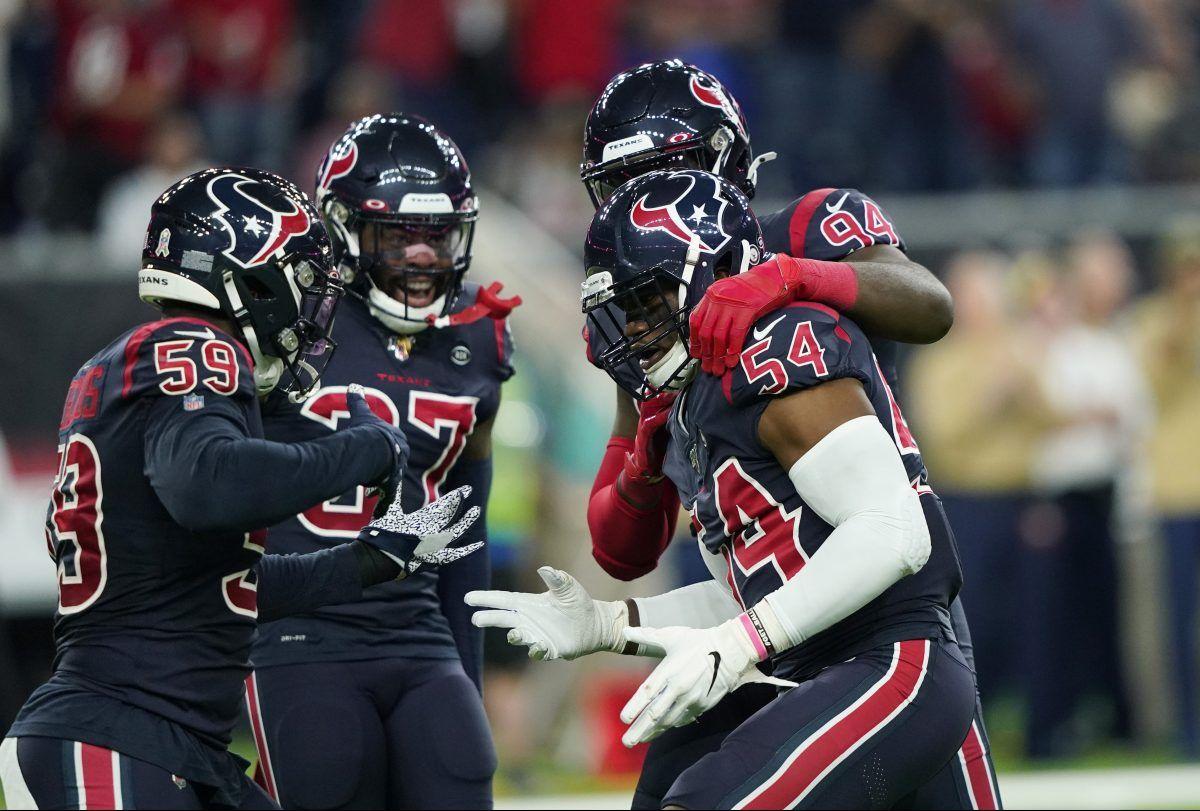 Texans take a 30 lead on a 37yard scoring drive