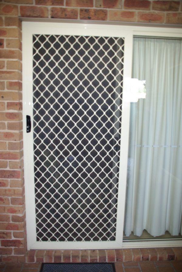 sliding screen doors screen door protector