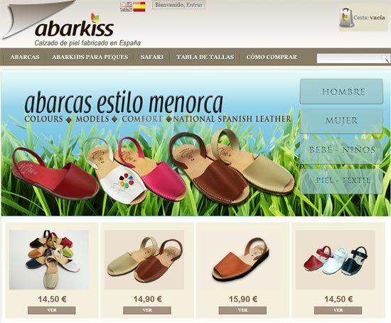 4594a1a5f0 ABARKISS - Tienda Online - Abarkiss calzado español – Venta online de  calzado de fabricación española