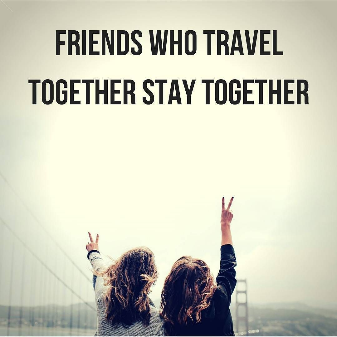 Tag Your Friend You Want To Travel With Friends Travel Travelbuddy Traveler Friendsforever Tagafriend Lovetravel Travelquotes Travel Friends