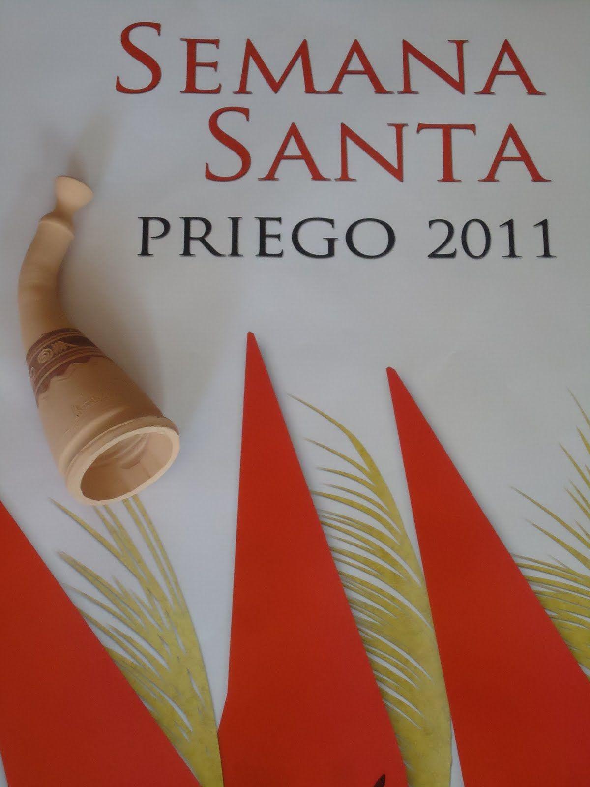 Semana Santa. Priego, 2011.