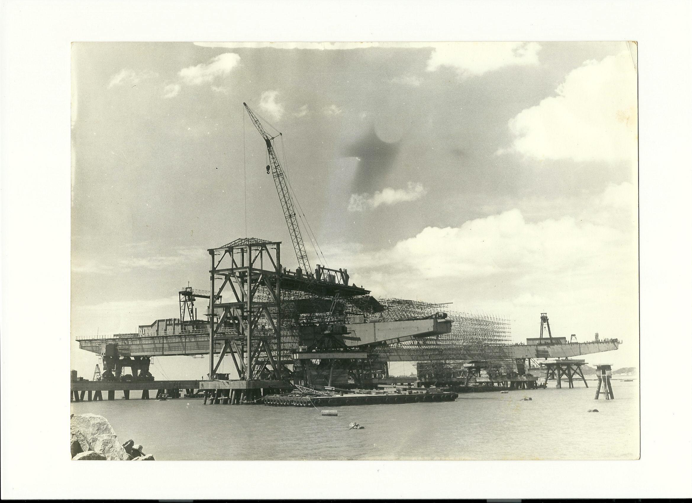 1973_construção do Porto de Tubarão_foto 3