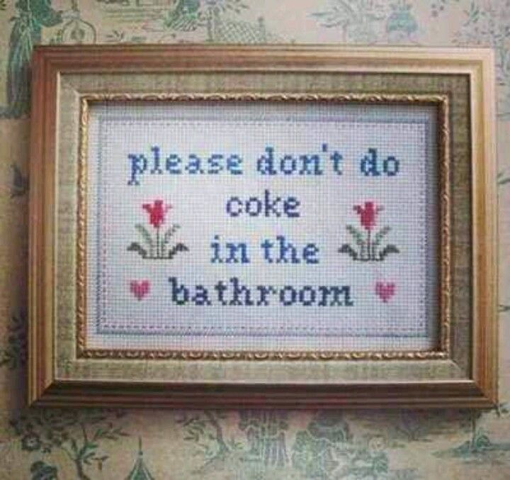 I want to know the gramma who owns this. I bet me and her would be great friends :)