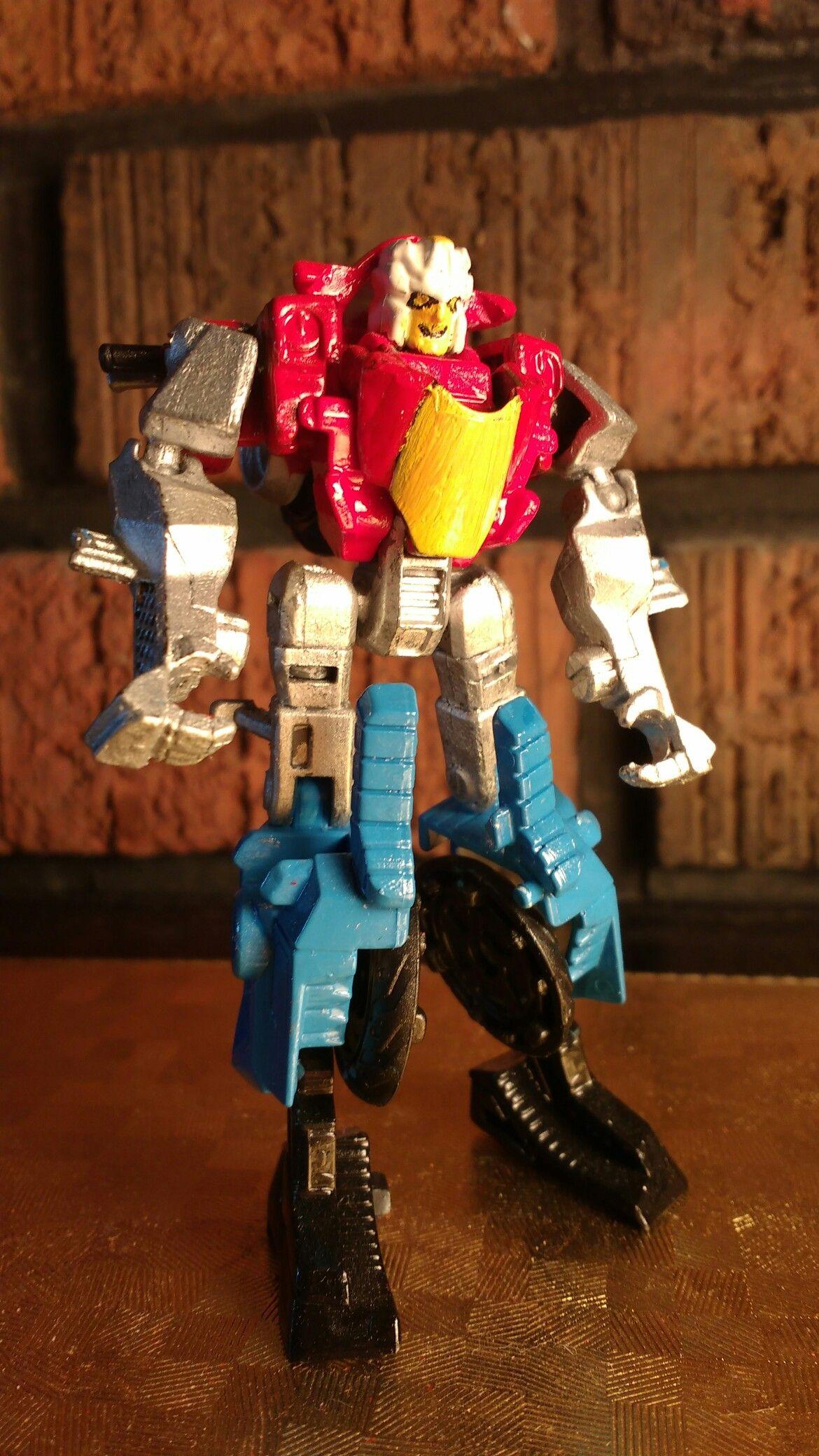 Cy-kill custom transformer.