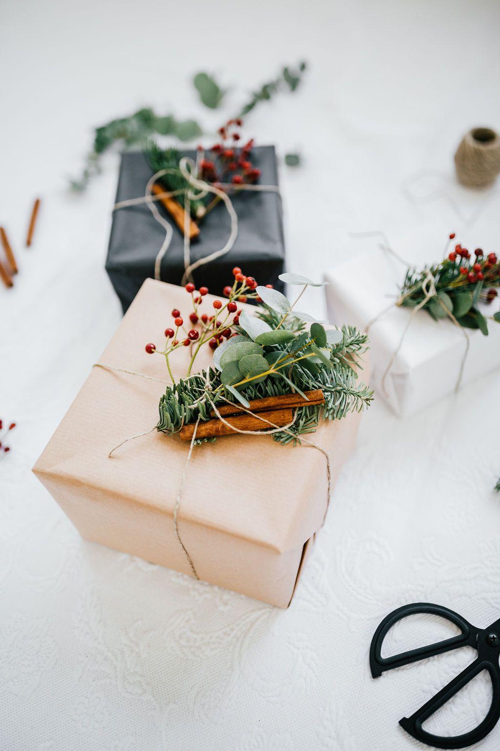 Weihnachtsgeschenke Pinterest.Geschenkpapier Ideen Diy Weihnachten Diy Weihnachten