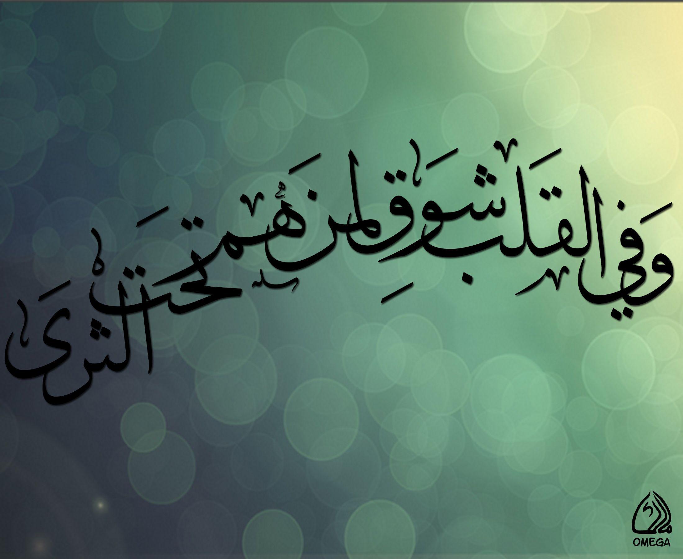 وفي القلب شوق لمن هم تحت الثرى Photo Quotes Love You Dad Arabic Words