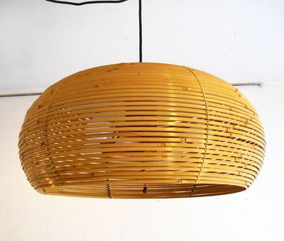 Bamboo pendant lamp designer satoru machida craftsman takahashi bamboo pendant lamp designer satoru machida craftsman takahashi kazuo mozeypictures Images
