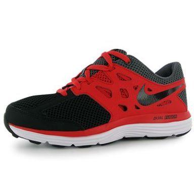 Nike Dual Fusion Lt Junior Running Trainers - SportsDirect.com