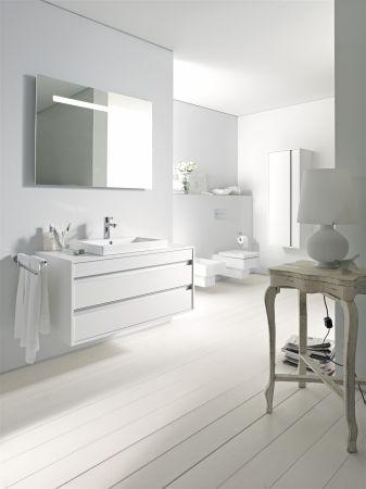 Duravit - Serie Vero - Lavabos, inodoros, bidés, bañeras y bañeras ...