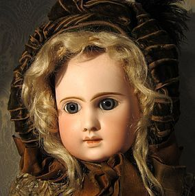 "20"" Bebe Phenix by Jules Steiner in Period Costume"