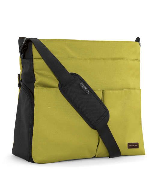 Messenger Changing Bag - Lime