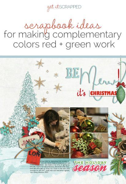 3 Design Solutions that Give Complementary Colors Red and Green New ...