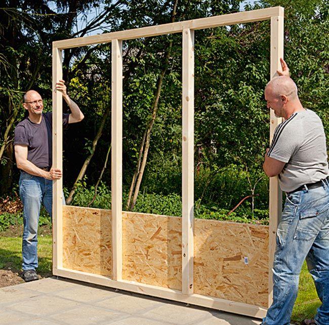 Come Costruire Una Casetta Di Legno Da Giardino Esistono