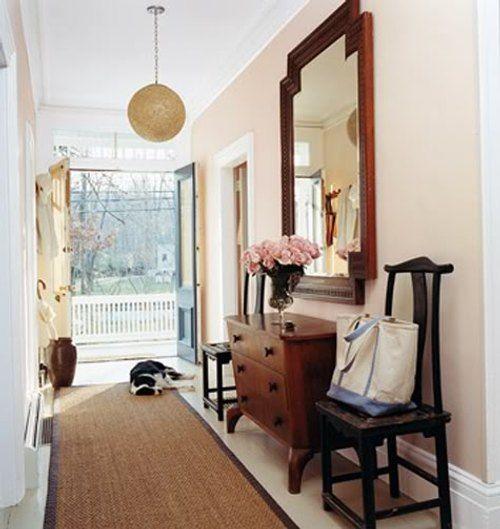 Recibidor decoraci n espacios peque os el recibidor en for Decoracion espacios chicos