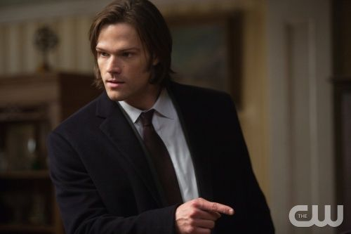 """""""Out With The Old"""" - Jared Padalecki as Sam in SUPERNATURAL on The CW.  Photo: Jack Rowand/The CW©2012 The CW Network, LLC. All Rights Reserved."""
