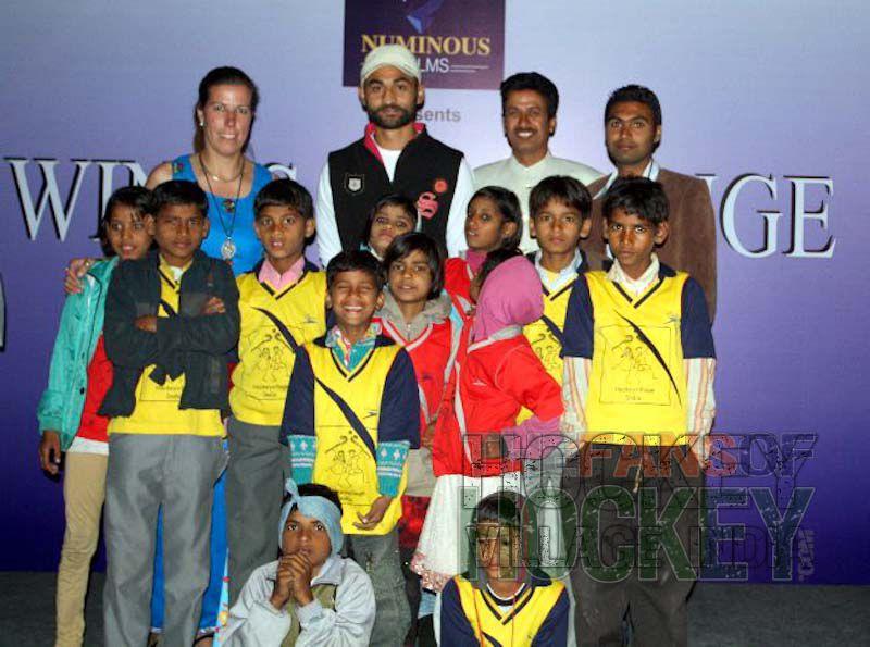 A Dusty Way To A New Ground Hockey Village India Garh Himmat Singh Rajasthan Hockey Singh National Games