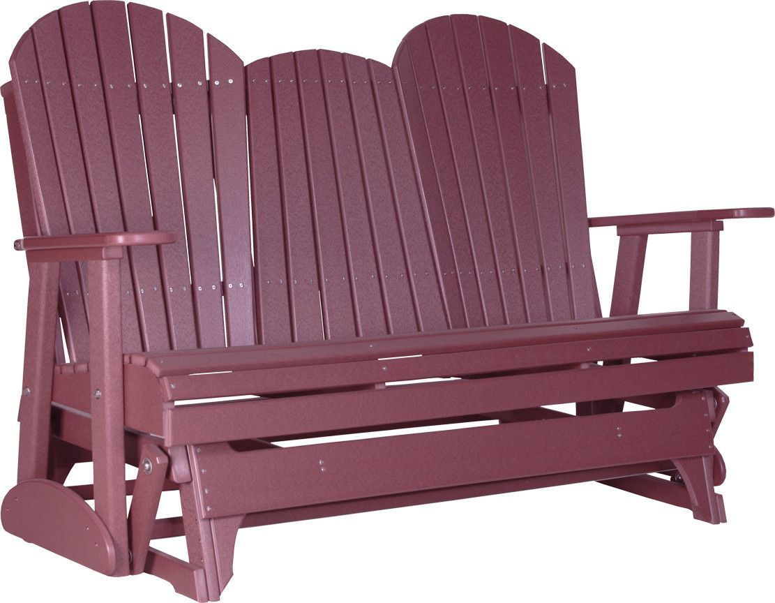 purple plastic adirondack chairs. Recycled Plastic Adirondack Outdoor Glider Purple Chairs S
