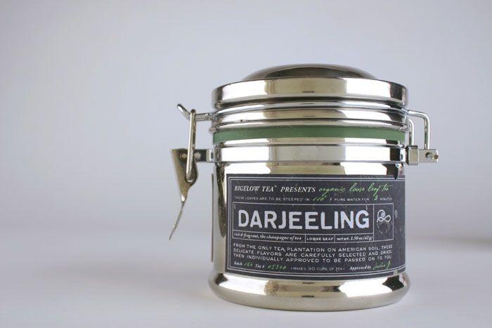 Student Spotlight: Bigelow Tea — The Dieline - Package Design Resource