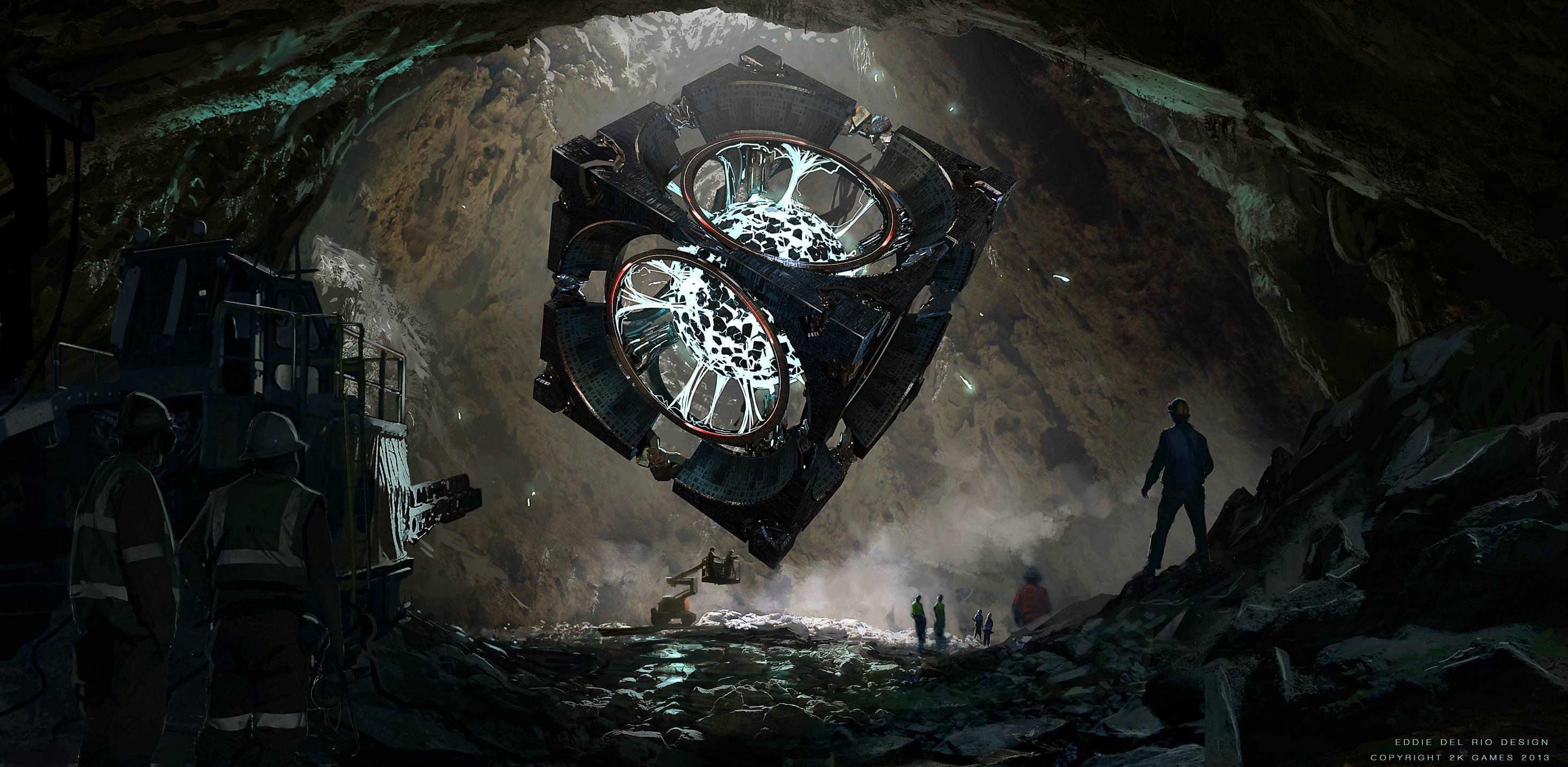 Image result for scifi cave concept | Concept art world, Art, Concept art