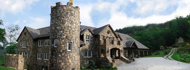 Castle Ladyhawke, Near Asheville