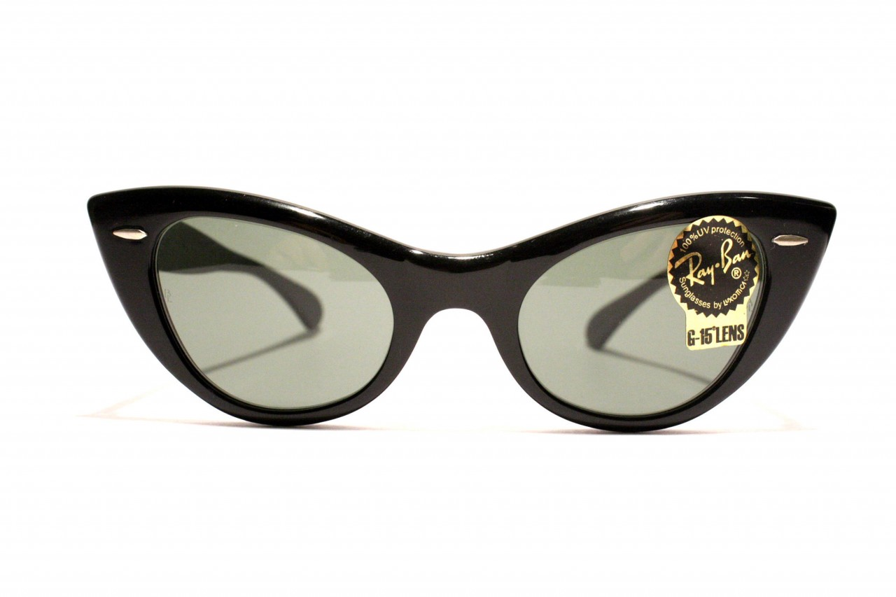 I NEED THESE!! SOLD Ray Ban - Cat Eye SOLD Model No: W0959 B & L RAY ...